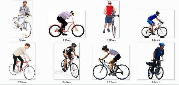 دوچرخه و دوچرخه سوار