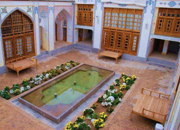 خانه های قدیمی اصفهان-ویژگی های خانه های اصفهان