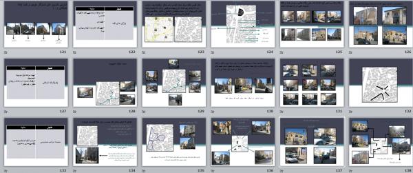 تحلیل مرکز محله کلپا-تحلیل فضای شهری